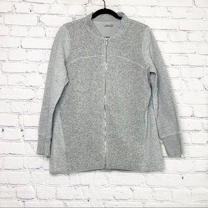 Lululemon | Stand Out Sherpa Jacket Grey | 10